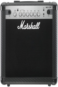 마샬 기타 앰프 15와트 MG15CFR [Marshall Guitar amp 15watts MG15CFR]
